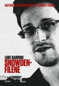 Snowden-filene: Historien om verdens mest ettersøkte mann  by  Luke Harding