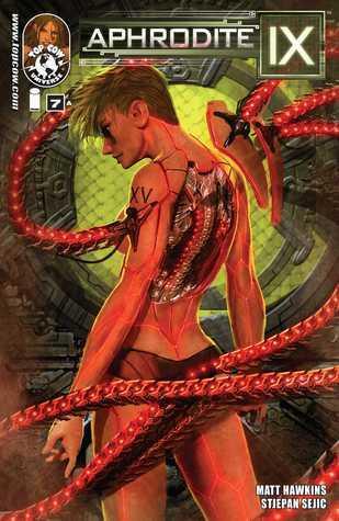 Aphrodite IX #7 Matt Hawkins