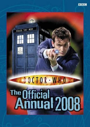 The Official Annual 2008  by  BBC