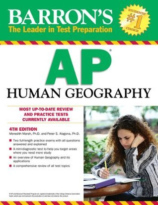 AP Human Geography, 4th Edition  by  Meredith Marsh