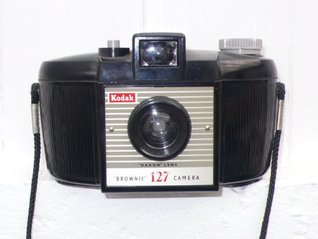 Kodak Brownie 127: A new lease of life with 35mm film Peter Wendes