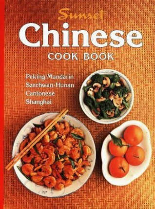 Chinese Cook Book Sunset