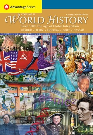 World History, Vol. 1 Jiu-Hwa Lo Upshur