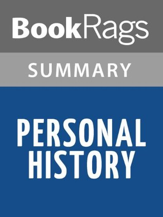 Personal History Katharine Graham l Summary & Study Guide by BookRags