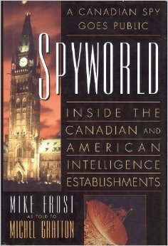 Spyworld  by  Mike Frost