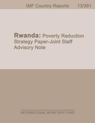 Rwanda: Poverty Reduction Strategy Paper-Joint Staff Advisory Note  by  International Monetary Fund