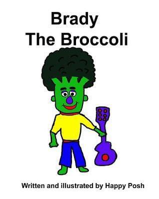 Brady the Broccoli Happy Posh