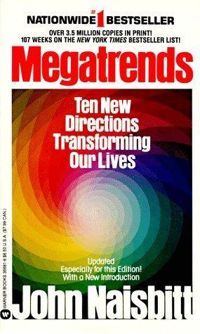 Megatrends Asia - Gli otto megatrend asiatici che stanno cambiando il volto al nostro pianeta John Naisbitt