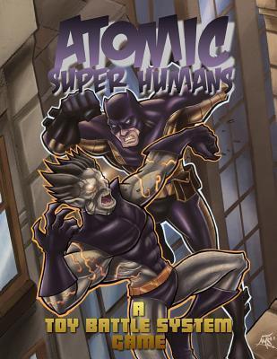 Atomic Super Humans  by  Ken Lewis