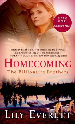 Homecoming (The Billionaire Brothers, #1-3)  by  Lily Everett