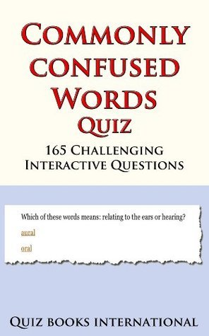 Commonly Confused Words Quiz Quiz Books International