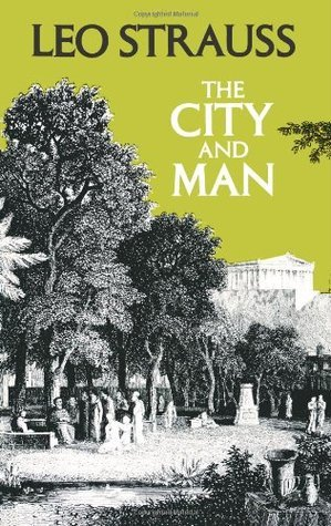 The City and Man Leo Strauss