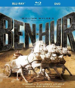 Ben-Hur (50th Anniversary Blu-ray/DVD Combo Pack) [Blu-ray] Charlton Heston