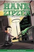 Day of the Iguana (Hank Zipzer, #3)  by  Henry Winkler