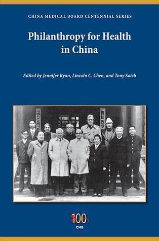 Philanthropy for Health in China Jennifer Ryan
