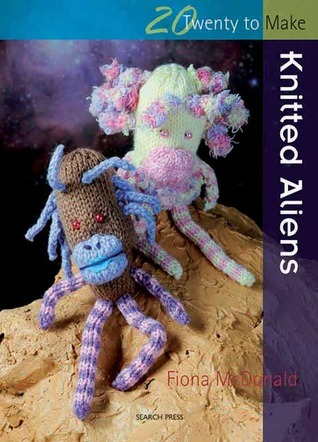 Knitted Aliens  by  Fiona MacDonald