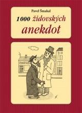 1000 židovských anekdot  by  Pavel Šmakal