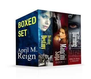 Reigns Vampires and Thrillers (Three Novels) April M. Reign