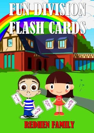 FUN DIVISION FLASH CARDS  by  REDHEN FAMILY