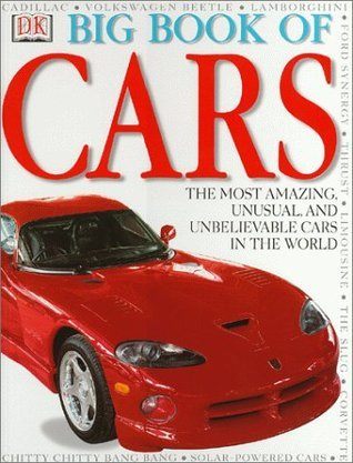 DK Big Book of Cars  by  Trevor Lord