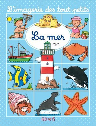 La mer  by  Nathalie Bélineau