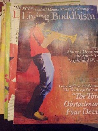 Living Buddhism Collection of Six Magazines SGI- USA