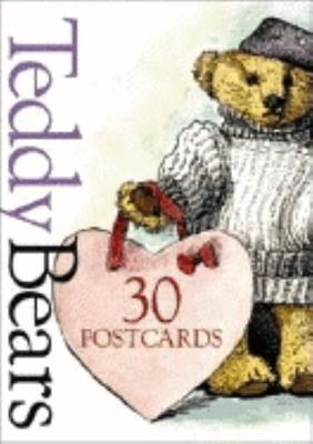 Teddy Bears Postcard Book  by  Blue Lantern Studio