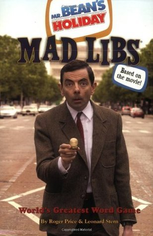 Mr. Beans Holiday Mad Libs Roger Price