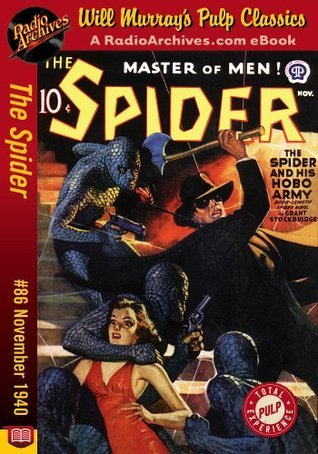 Spider #86 November 1940  by  Norvell W. Page