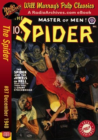 Spider #87 December 1940  by  Norvell W. Page