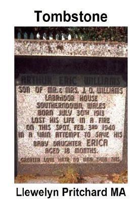 Tombstone: [Vol 5b] Llewelyn Pritchard