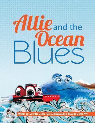 Allie and the Ocean Blues Lourdes Conte-Oro