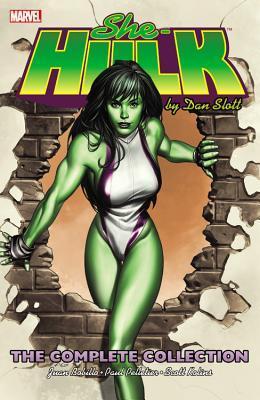 She-Hulk Dan Slott: The Complete Collection Volume 1 by Dan Slott