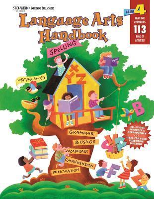 Language Arts Handbook Gr 4 (Language Arts Handbook)  by  Steck-Vaughn Company