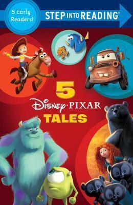 5 Disney-Pixar Tales (Step into Reading: 5 Early Readers!)  by  Walt Disney Company