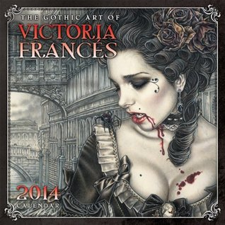 The Gothic Art of Victoria Frances  by  Victoria Francés
