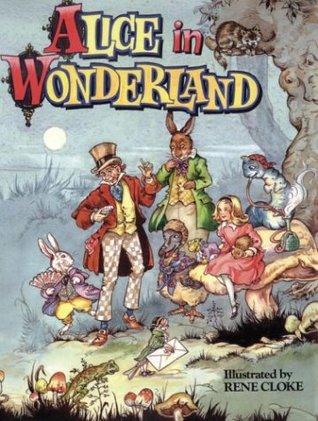 Alices Adventures Wonderland & Looking Glass Lewis Carroll