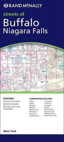 Rand McNally Buffalo, New York: City Map  by  Rand McNally