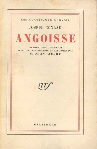 Angoisse  by  Joseph Conrad