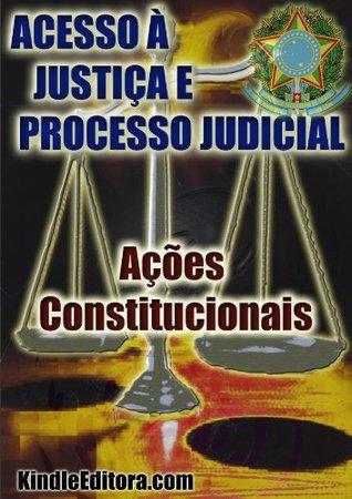 AÇÕES CONSTITUCIONAIS com Dicionários e Verbetes Luciano Lima