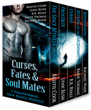 Curses, Fates & Soul Mates: 5 Paranormal New Adult Novels  by  Kristie Cook