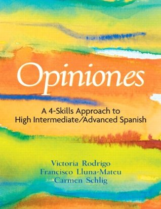 Biblioteca Auditiva, Narrow Listening Library with Opiniones: A 4-Skills Approach to Intermediate-High/Advanced Spanish  by  Victoria Rodrigo