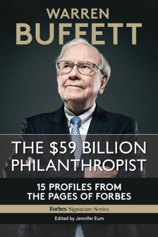 Warren Buffett, The $59 Billion Philanthropist Forbes Staff