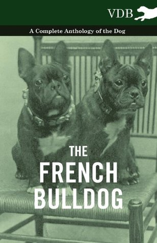 The French BullDog - A Complete Anthology of the Dog Various