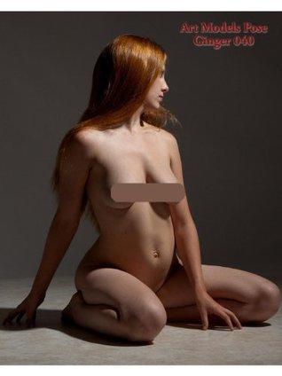 Ginger040 Art Models Pose Douglas Johnson