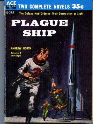 Plague Ship (Annotated, Science Fiction) Andre Norton