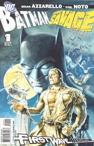 Batman Doc Savage Special #1 Brian Azzarello