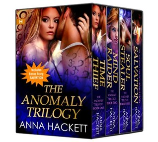 The Anomaly Trilogy Boxed Set  by  Anna Hackett