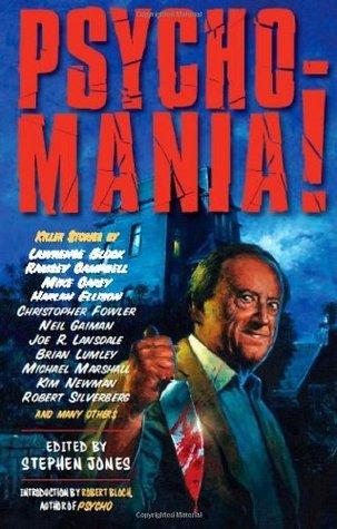 Psycho-Mania! Stephen Jones