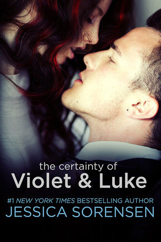 The Certainty of Violet & Luke (The Coincidence, #5) Jessica Sorensen